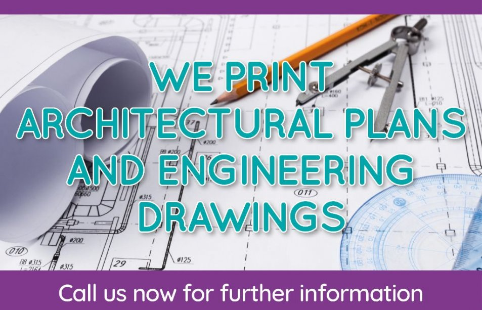 architectural plans and engineering drawings
